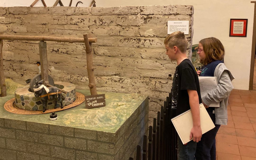 History Comes Alive for Fourth Graders During Overnight Stay at Mission San Antonio