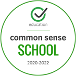 common sense school badge